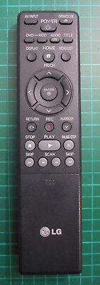 AKB35960102 - LG GRABADOR DVB-T HDD/DVD RECORDER RHT397H segunda mano  Embacar hacia Mexico