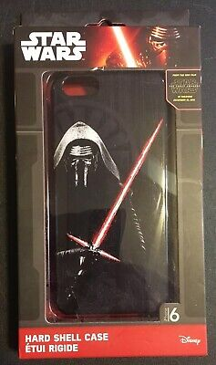 iPhone 6 Hard Shell Case ~ Star Wars Kylo Ren