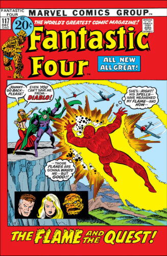 Fantastic Four Volume 1 #117-#405 YOU PICK AND CHOSE Issues Marvel HUGE RUN Keys