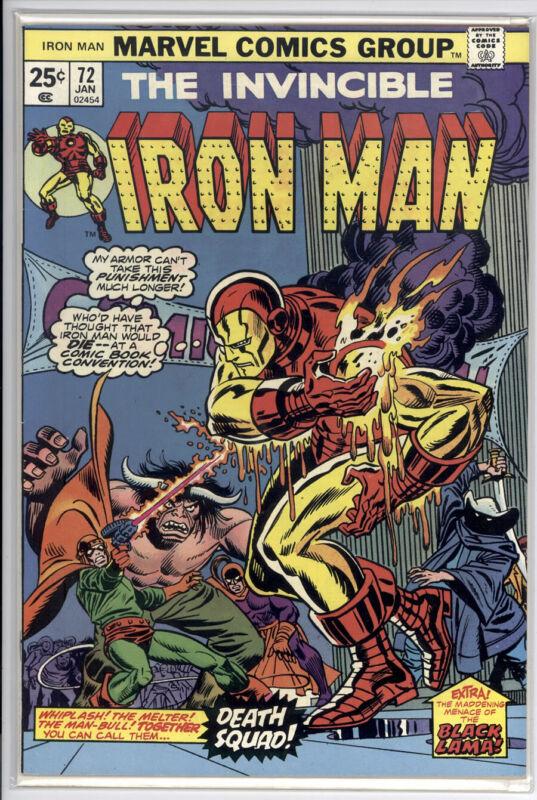 IRON MAN #72