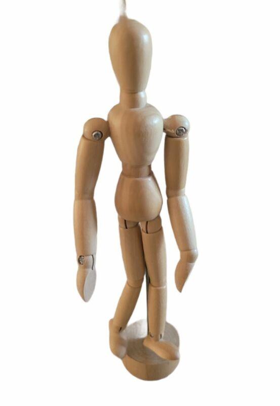 IKEA Gestalta 215767 Mannequin Artist Sketch Figure Model Poseable 6.5