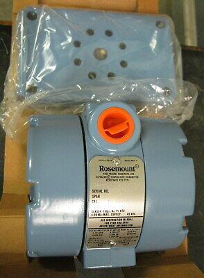 Rosemount 0444rl9uia2e5r0058 Temperature Transmitter