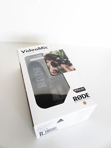 RODE video mic pro microphone