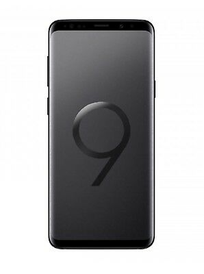 Samsung Galaxy S9+ Plus G965FD 6GB Ram 64GB ROM Dual Sim Español incluido- Negro