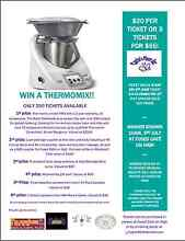 Thermomix raffle tickets Rutherford Maitland Area Preview