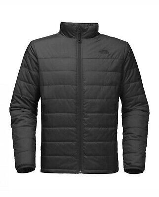 The North Face Bombay All Mountain Men's Jacket Coat Asphalt Grey. Size Large
