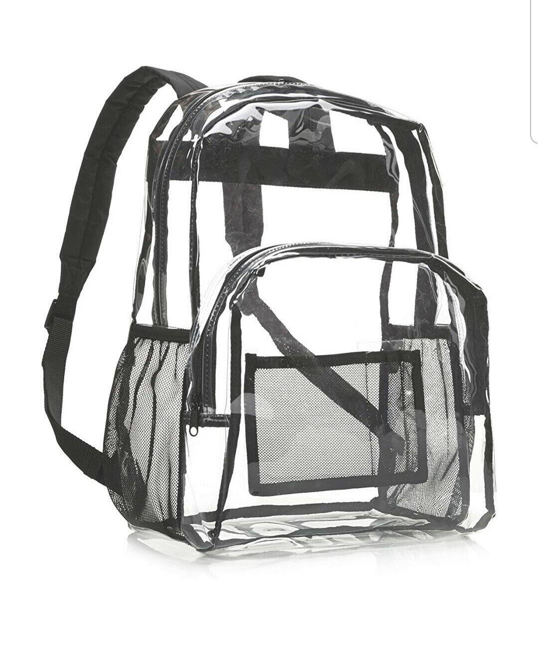 new magicbag clear bagpack