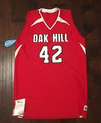 dfa62f7d256b Speedline Men s Oak Hill Warriors Basketball Jersey   Shorts Sz. XL NEW  U.S.A