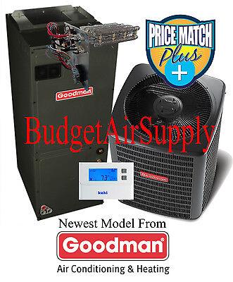 3.5(3 1/2)Ton 15 prophetess Goodman Heat Pump Multi career GSZ140421+ASPT47D14+Tstat+
