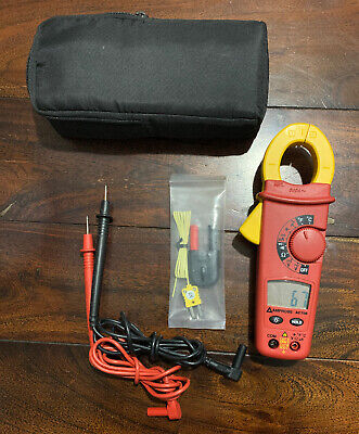 Amprobe Ac75b Digital Clamp Meter