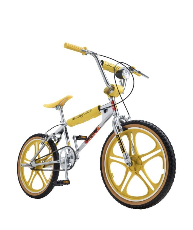 """MONGOOSE STRANGER THINGS BIKE 20"""" BMX NETFLIX LIMITED EDITION - NEW IN BOX"""