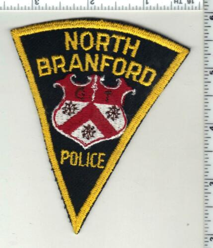 North Branford Police (Connecticut) 1st Issue Shoulder Patch