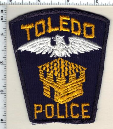 Toledo Police (Ohio) Shoulder Patch from 1985