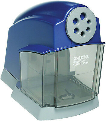 X-ACTO School Pro Electric Pencil Sharpener - 1670 NEW