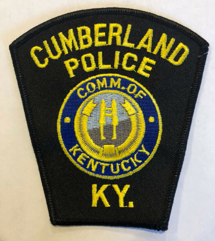 Cumberland Kentucky Police Patch ~ New Condition