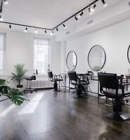 Hairstylist & barbers wanted