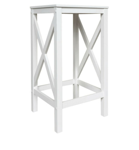 XSIDE PROM WOOD TABLE WHITE