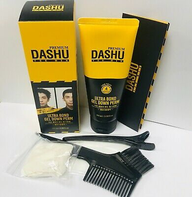Dashu for Men Premium Ultra Bond Gel Down Perm 100m with Tools