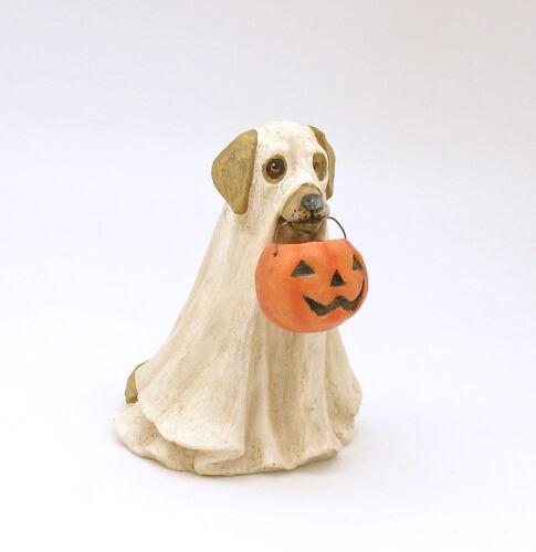 Halloween Decoration Ghost Dog Bethany Lowe