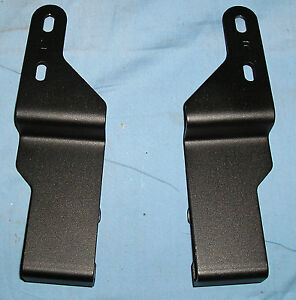 NEW OEM NISSAN FRONTIER 05-12 FIXED BED EXTENDER BRACKETS