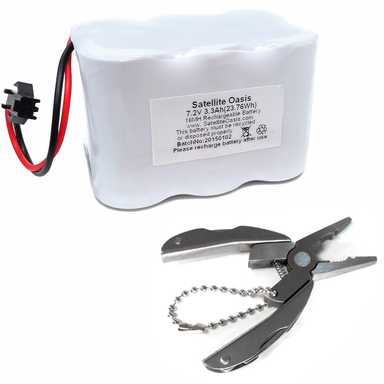 Birdog Usb Satellite Finder Meter Battery 2.5 / 3 / 4 Bir...