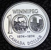 1974 Canadian Dollar