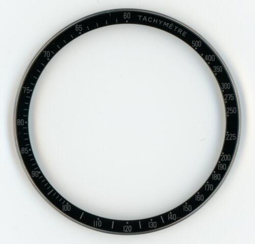 Omega Speedmaster bezel with insert replacement 082SU1589