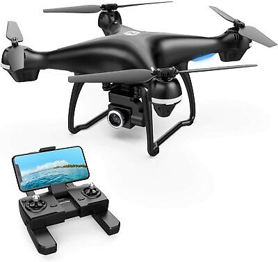 Holy Stone HS100 RC Drone with 2K HD Camera Large Quadcopter GPS Return Home FPV