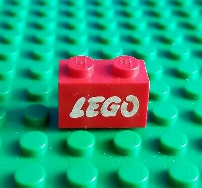 LEGO Vintage 1960s Red LEGO Brick For Truck set #335