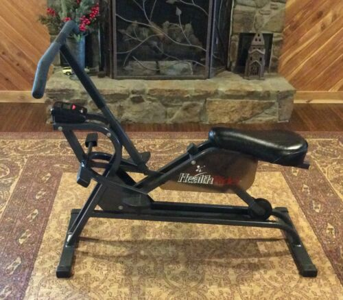 HEALTHRIDER TOTAL BODY FITNESS EXERCISE MACHINE W/ MONITOR