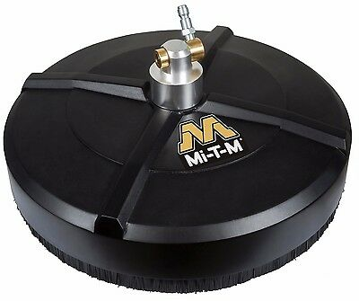 """New Style Mi-T-M Whirl-A-Way Surface Cleaner 14"""" Concrete Cleaner"""