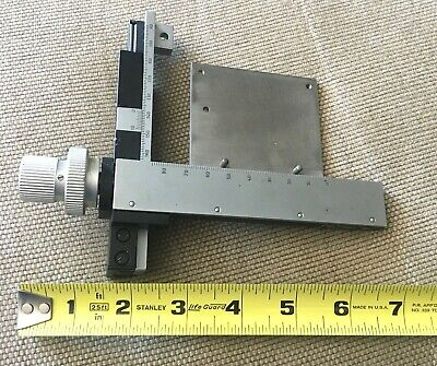 Germany Metric Lathe Milling Table Cross Slide