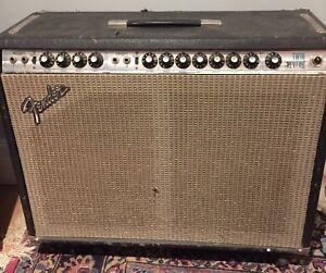 70s Silverface Fender Twin
