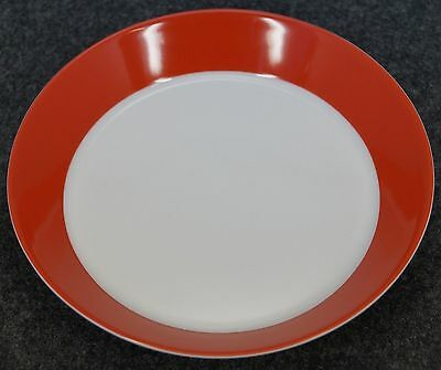 ppenteller rot, Teller tief 21 cm (Rote Teller)