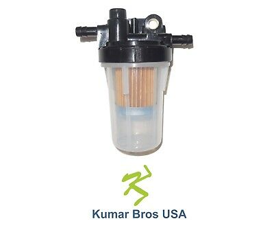 New Kubota Fuel Filter Assembly B2710 B2910 B3030 B3200 B3300 B3350 B7500
