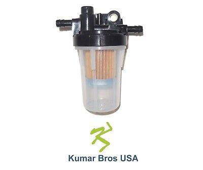 New Kubota Fuel Filter Assembly B3030 B7400 B7410 B7500 B7510
