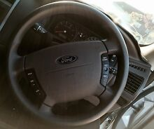 2004 Ford Futura Sedan Dandenong South Greater Dandenong Preview