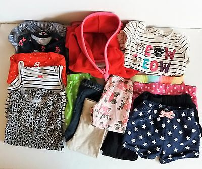 Baby Girls Clothing Lot ~ Size 9 to 24 months ~ 16 pieces