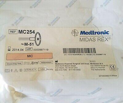 New Medtronic Midas Rex Legend Mc254 25.4mm Metal Cutter Diamond Wheel