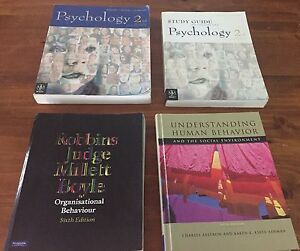 Psychology textbooks Dakabin Pine Rivers Area Preview