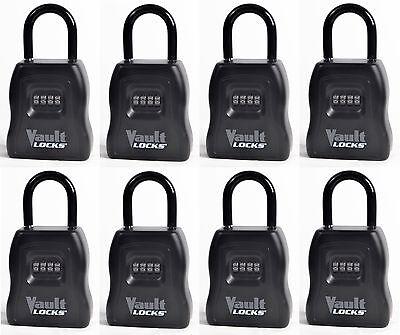 8 Vaultlocks Lockboxes Realtor Real Estate Key Lock Box - Numeric