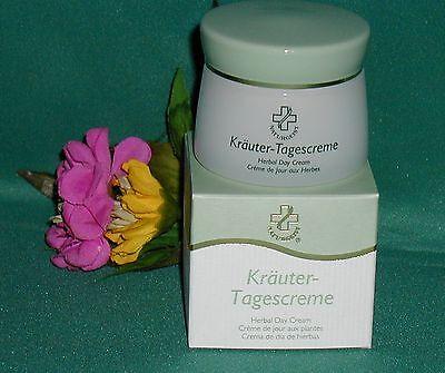 HAGINA Naturgeist Kräuter * Herbal DAY Cream Tagescreme 50ml - Herbal Day Creme