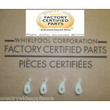 GENUINE Whirlpool Sears Kenmore Washer Agitator Dogs 80040 replaces 285612