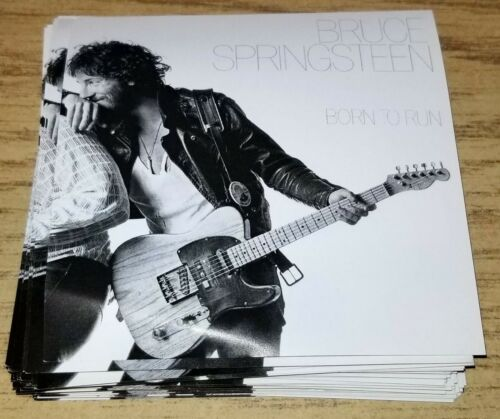 Bruce Springsteen Born To Run Officially licensed Download of Album in MP3 CARD