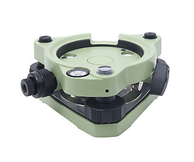 Adirpro Green Tribrach With Optical Plummet Surveying Topcon Leica 705-03