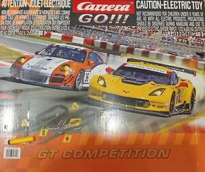 Carrera go!!! GT competition slot racing system