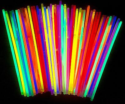 uchtstäbe, 3D Armreifen, Glowstick, Party, Lichter, Neon (Glow Stick)