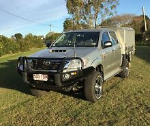 2013 Toyota Hilux KUN26R 4x4 Beaudesert Ipswich South Preview