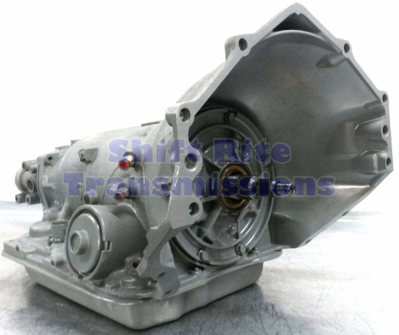 4l60e 1993-1994 2wd Remanufactured Transmission M30 Warranty Rebuilt Gm Chevy