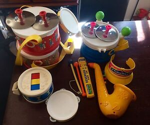 Vintage Fisher Price band!